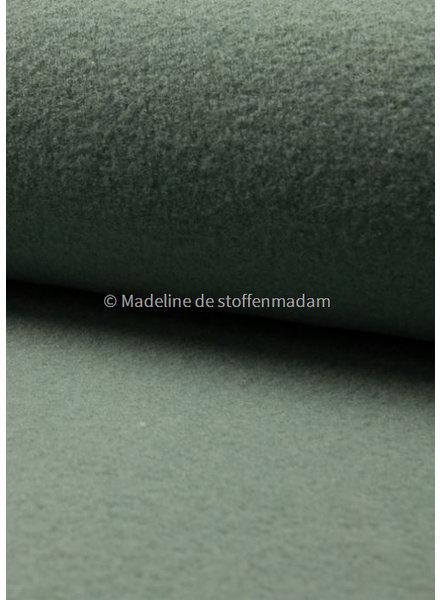 DUSTY mint  - boiled wool