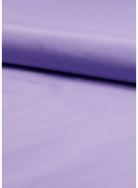 M lilac - trenchcoat fabric