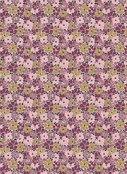 LIBERTY LONDON Primula posey - cotton