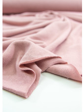 M pink- soft knitted fabric