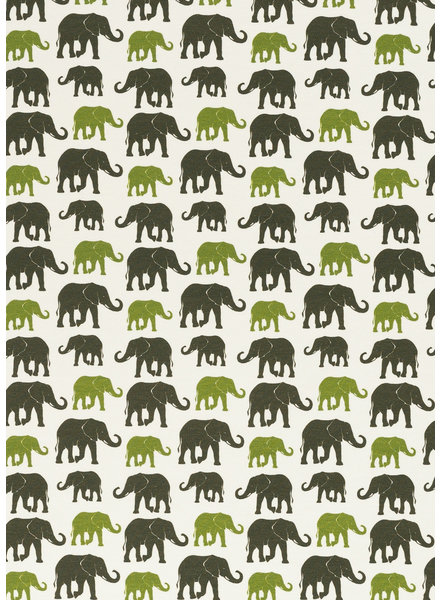 Swafing khaki elephants - jersey