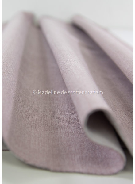 M dusty pink rugged fabric with fleece backing - perfect for bags and furniture - interior fabric