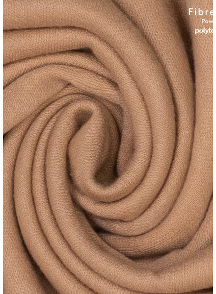 Fibremood camel - soft knitted fabric - Clemence