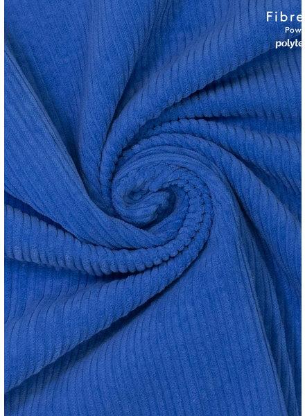 Fibremood fel blauwe corduroy - Doris Betty