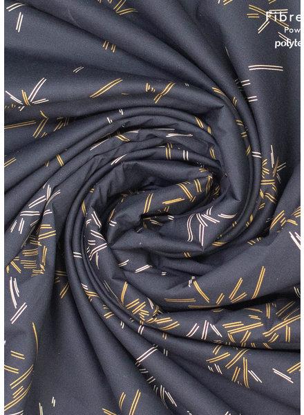 Fibremood gele staafjes - katoen met lichte stretch - Doris