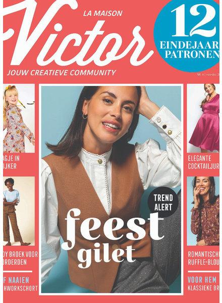 La Maison Victor LMV | editie 6 nov-dec 2021