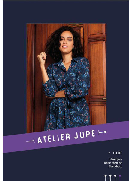 Atelier Jupe Tilde shirt dress - Atelier jupe