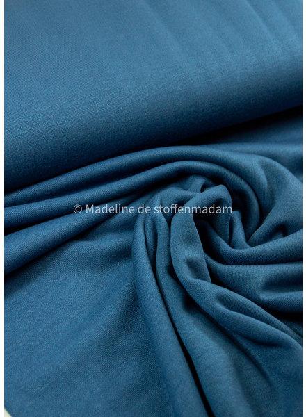 M denim soft knitted viscose interlock