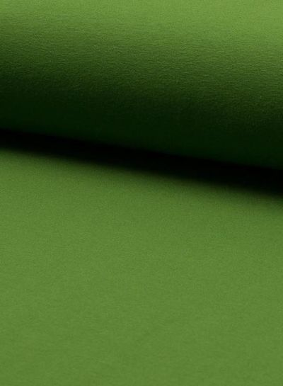 grass green - solid jersey