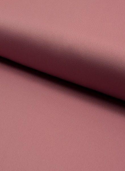 gabardine dusty pink