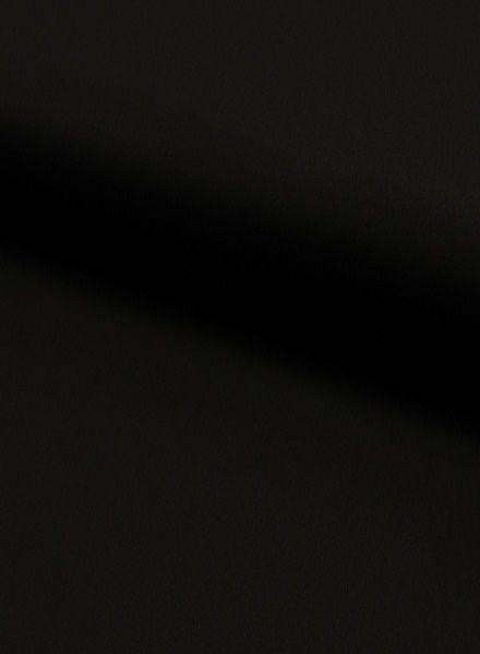 gabardine zwart