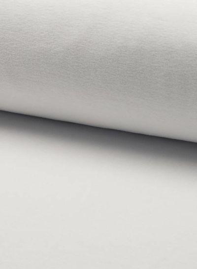 nicky velours white