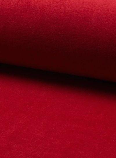nicky velours red