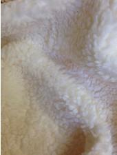 teddy fleece - organic cotton