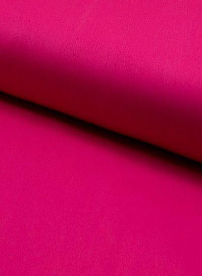 gabardine fuchsia pink
