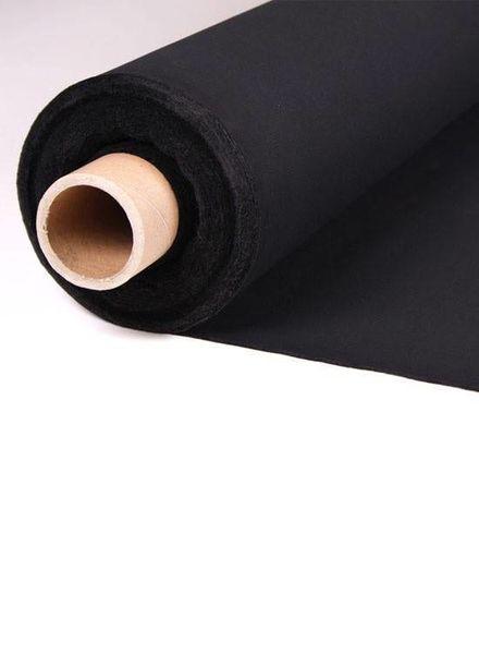 plakkatoen zwart