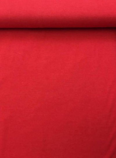 effen tricot rood melee