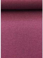 jersey knit heather melee purple