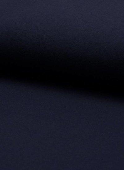 navy - effen tricot