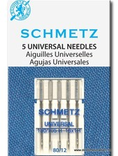 Schmetz - Universal needle 80