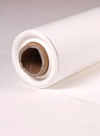 slice cotton white