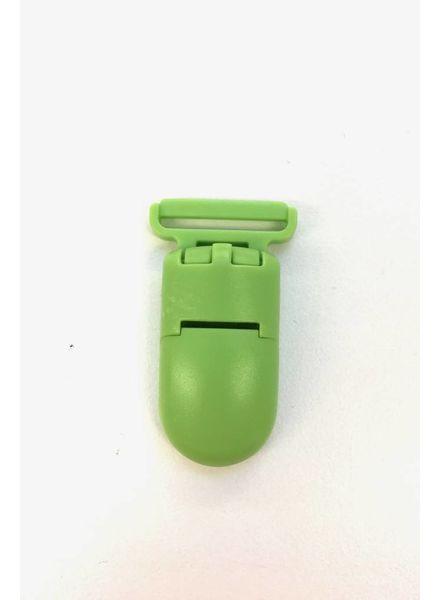 groene fopspeenklem