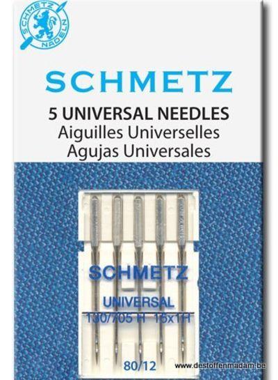 Schmetz - Universele machine naald 80