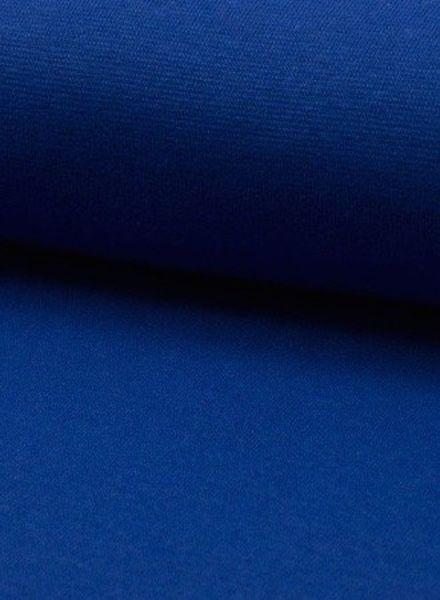 rib cuff cobalt blue