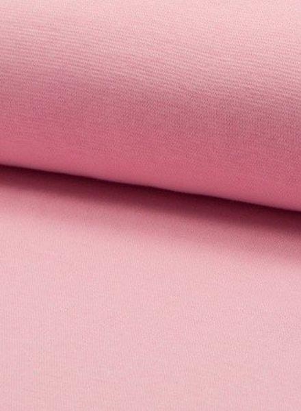 rib cuff pink