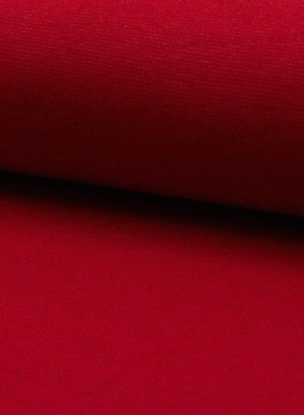 red - solid cuf ribb