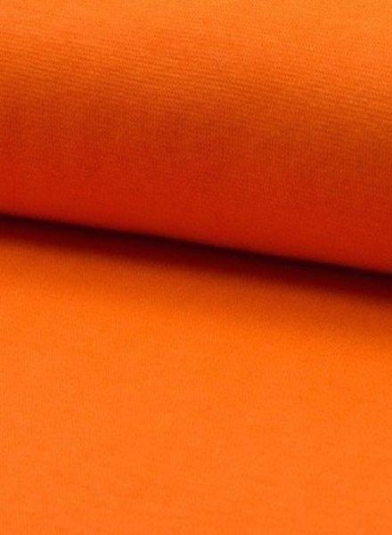 rib cuff orange