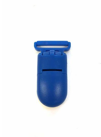 kobaltblauwe fopspeenklem
