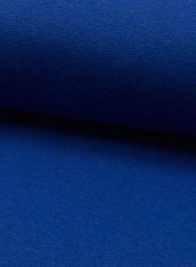 kobaltblauw - effen boordstof OEKO TEX