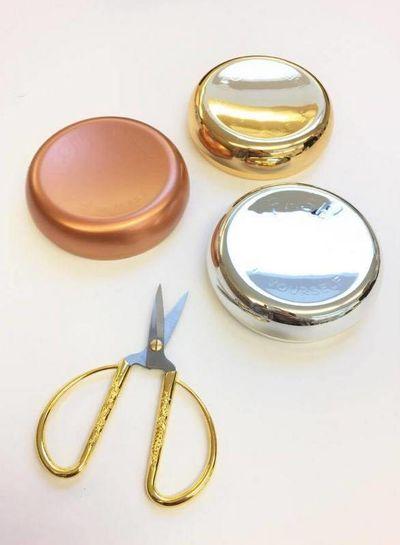 golden scissors