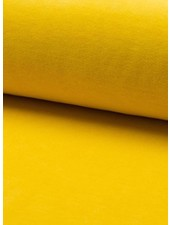 nicky velours yellow