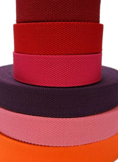 tassenband zacht roze