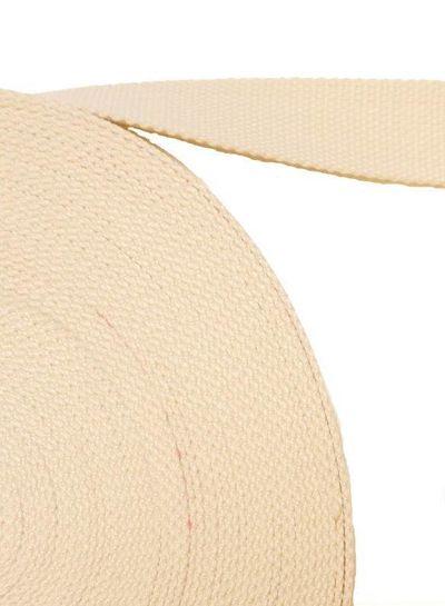 tassenband gebroken wit