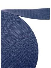 tassenband jeansblauw