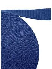 tassenband kobaltblauw