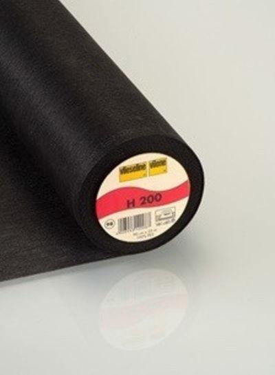 H200 zwart