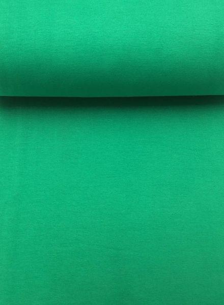 grass green - solid rib cuff