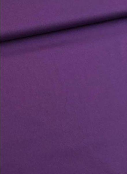 solid cotton dark lilac