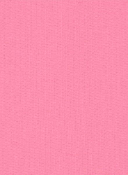 solid cotton pink