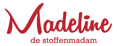 Madeline de stoffenmadam - Stoffen, fournituren, workshops en geschenken.