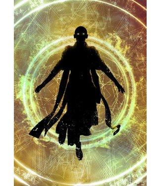 Marvel Marvel Metall-Poster: Ancient One (Doctor Strange)