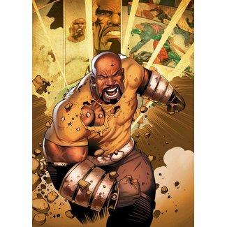 Marvel Marvel Metall-Poster: Luke Cage (The Defenders)