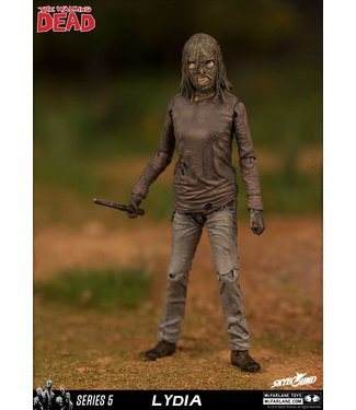 McFarlane Toys The Walking Dead Comic Series 5: Lydia Figur