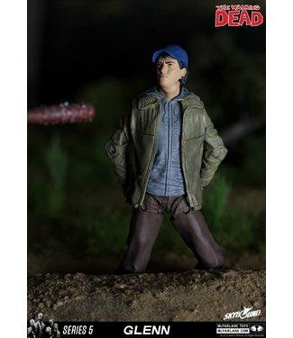 McFarlane Toys The Walking Dead Comic Series 5: Glenn Figur