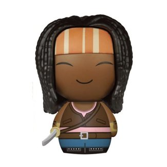 Funko Dorbz: Michonne (The Walking Dead) Vinyl Figur