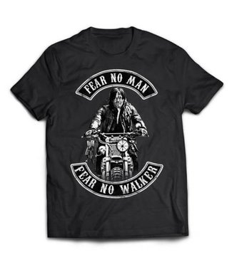 The Walking Dead T-Shirts: Daryl Dixon (Fear No Man)